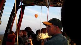 Hot Air Ballooning Tour from Cairns, kgillease - October 2011