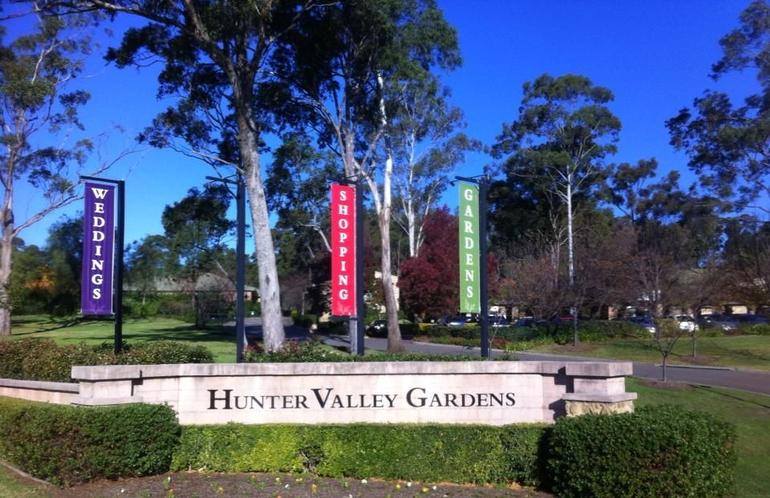Hunter Valley Gardens - Sydney