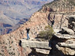 Photo of Las Vegas Grand Canyon South Rim Bus Tour with Optional Upgrades Is he crazy?