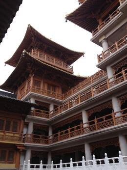 Photo of   Jing'an Temple