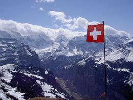 Photo of Zurich Interlaken - Grindelwald in the Bernese Oberland (from Zurich) Mannlichen