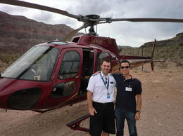 Photo of Las Vegas Grand Canyon All American Helicopter Tour memory
