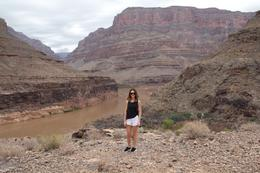 Photo of Las Vegas Grand Canyon Helicopter Tour from Las Vegas Overlooking the Colorado River