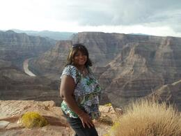 Photo of Las Vegas Grand Canyon West Rim Air and Ground Day Trip from Las Vegas with Optional Skywalk Overlooking the Colorado River