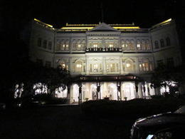 Photo of Singapore Singapore by Night Tour with Dinner along Singapore River Raffles