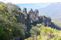 Photo of Sydney Blue Mountains Nature and Wildlife Day Tour from Sydney The Three Sisters