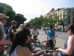 Photo of Barcelona Barcelona Half-Day Bike Tour Trusty Guide
