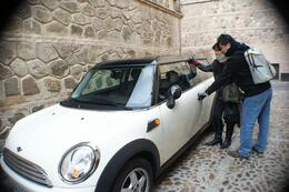 Photo of Madrid Madrid Tourist Travel Pass Trying to steal a ride?