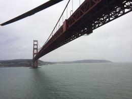 Photo of San Francisco Viator VIP: Napa by Helicopter with Wine Tasting and Lunch under the golden gate bridge