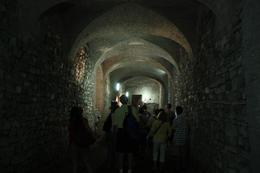 This was the underground church we went to. It was the third stop on the tour. - July 2008