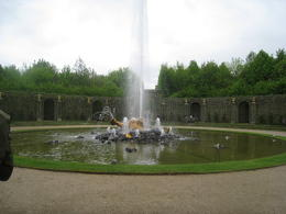 We were lucky to see the fountains on a weekday due to a special holiday! , James Carroll F - May 2013