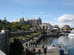 Photo of Vancouver Vancouver to Victoria and Butchart Gardens Tour by Bus Victoria Harbour