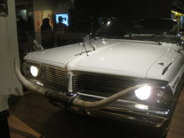 Country mogul Webb Pierce's outlandish car , clairemc - August 2011