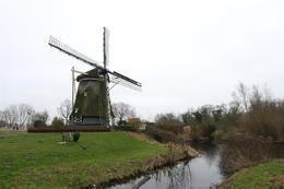 Photo of Amsterdam Amsterdam Super Saver 3: City Tour, Zaanse Schans Windmills, Volendam and Marken Day Trip windmill