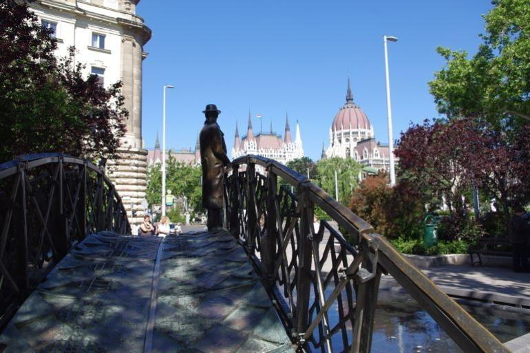 Bloody Day Monument - Budapest