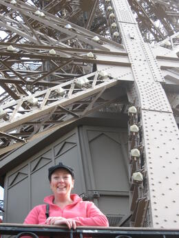 Photo of Paris Skip the Line: Eiffel Tower Tickets and Small-Group Tour Eiffel - 13.09.12