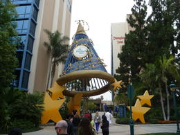 Entrance to the Disneyland Hotel, Trina Tron - June 2012