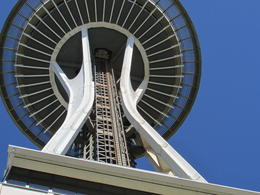 Photo of Seattle Seattle in One Day: Sightseeing Tour including Space Needle and Pike Place Market First stop, the Needle