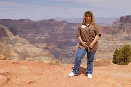 Photo of Las Vegas Ultimate Grand Canyon 4-in-1 Helicopter Tour Guano Point cliff