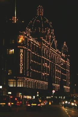 Photo of London London Full-Day Sightseeing Tour Harrods at Night