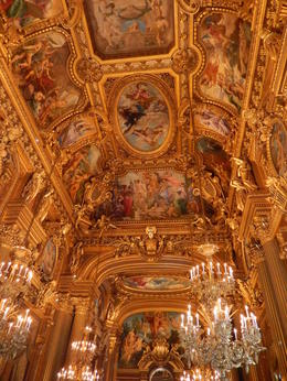 Photo of Paris After-Hours Tour: Opera Garnier in Paris Inside the Opera Pic 5
