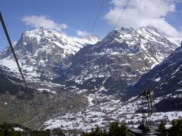 Photo of Zurich Interlaken - Grindelwald in the Bernese Oberland (from Zurich) Mannlichen-Grund cable car