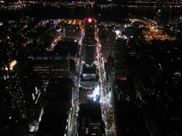 Photo of New York City NY SKYRIDE and Empire State Building Observatory New York by Night