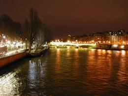 View of the River Seine. - January 2008