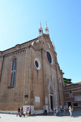Photo of   Santa Maria Gloriosa dei Frari
