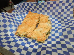 Photo of Montreal Mile End Montreal Food Tour Spanakopita