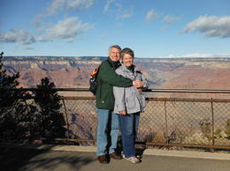 Photo of Las Vegas Grand Canyon South Rim Bus Tour with Optional Upgrades The edge