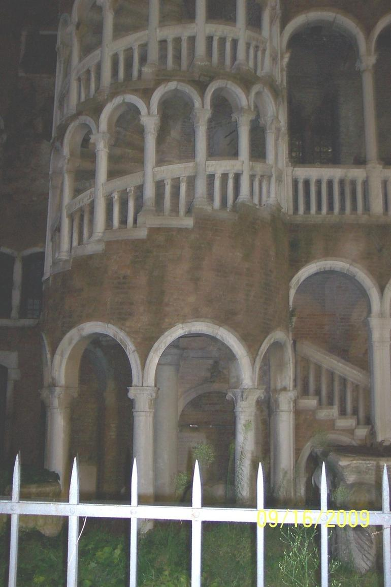 Venice's Leaning Tower - Venice