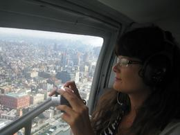 Lesya over N.Y.City., VIACHESLAV I - December 2008