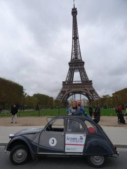Photo of Paris Viator Exclusive: Private Paris Tour by Citroen 2CV Best way to see Paris
