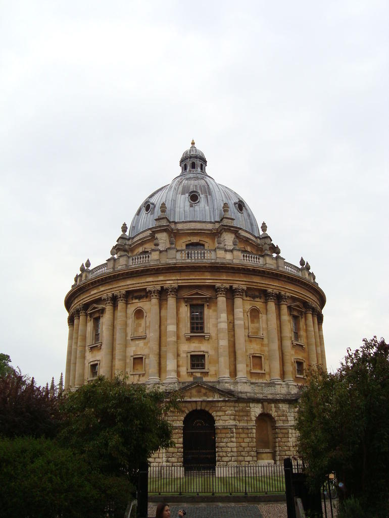 Bodleian Library - London