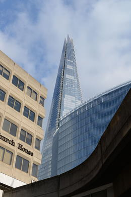 The Shard, Jeff - August 2013