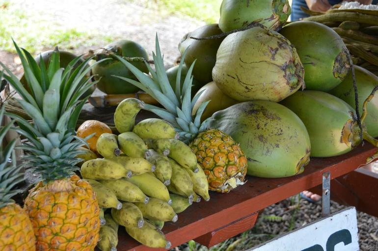 Fruit stand - Big Island of Hawaii
