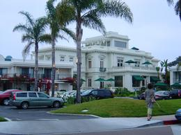 Another Coronado Island hotel -- the Glorietta Bay Inn. Not famous like the Del, but still beautiful and historic. , Leah - May 2011