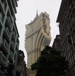 Photo of Hong Kong Macau Day Trip from Hong Kong Grand Lisbon Casino