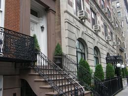 Lovely old buildings in Greenwich Village., Tighthead Prop - October 2010