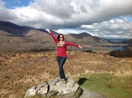 Photo of Dublin Ring of Kerry Rail Trip from Dublin Ladies View Lake