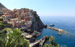 Photo of Florence Cinque Terre Hiking Day Trip from Florence Manarola