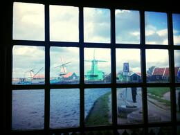 Photo of Amsterdam Zaanse Schans Windmills, Marken and Volendam Half-Day Trip from Amsterdam maravilhoso !