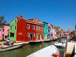 Photo of Venice Murano, Burano and Torcello Half-Day Sightseeing Tour Murano, Burano and Torcello Half-Day Sightseeing Tour