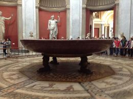 This is in the Vatican museum. , Sharon M - May 2015