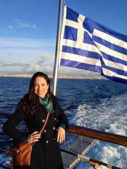 Gorgeous views of the ferry... , Claudia A - January 2013