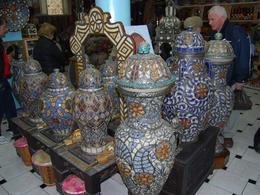 Photo of Costa del Sol Tangier, Morocco Day Trip from Costa del Sol One of the Store Stops on the Tour