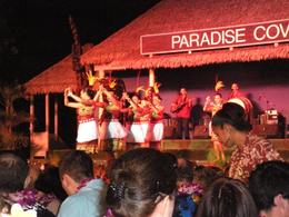 Hawaiian dancers - January 2010
