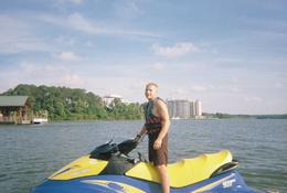 Jet Ski Adventure!, Mo Burns - March 2011