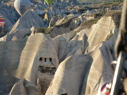 Photo of Cappadocia Cappadocia Balloon Ride and Champagne Breakfast Some carved houses